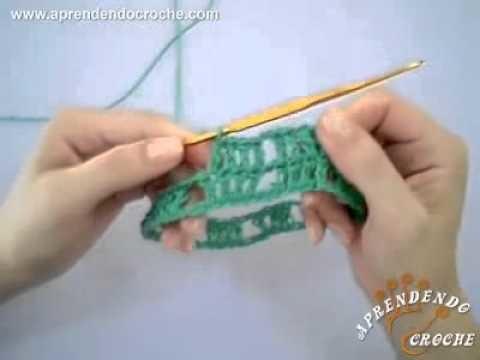 Puxa Saco em Croche Facility   1º Parte    Aprendendo Crochê