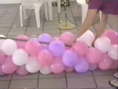 Bases Para Arco de Balões