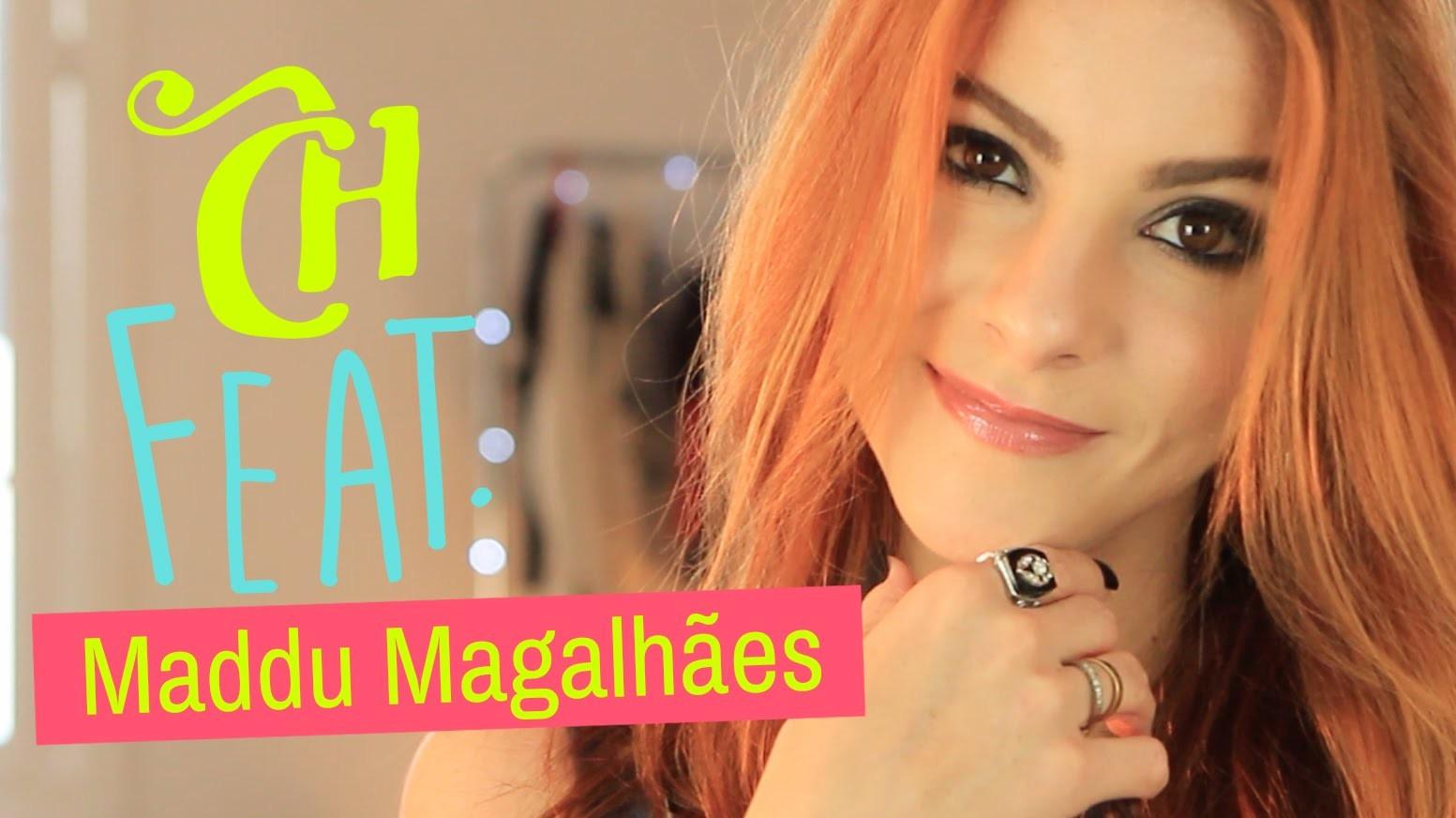 CAPRICHO feat. Maddu Magalhães: look Cinderela + DIY sapatinho de cristal
