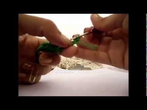 Como fazer crochê filé - Tutorial