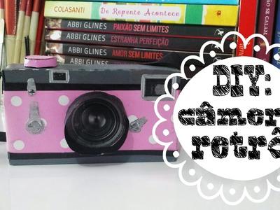 DIY: Câmera retrô