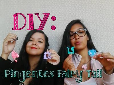 DIY: Pingentes Fairy Tail