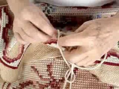 Tapeçaria - Arraiolos - Beth Alvarado - parte 1.3
