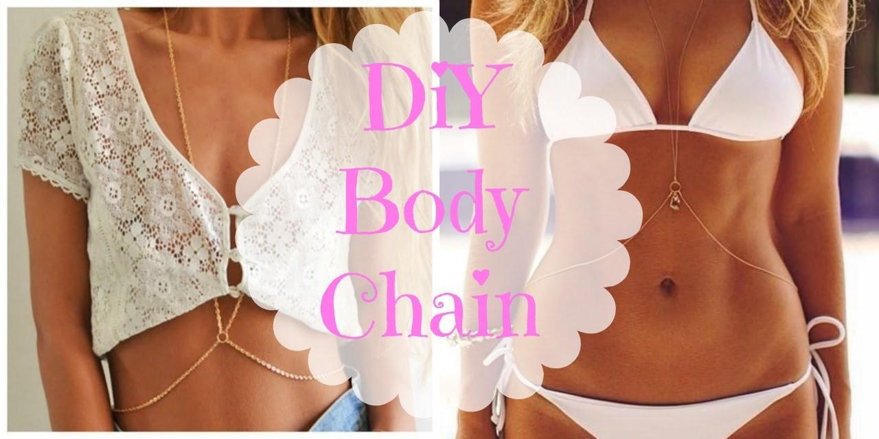 DIY - Body chain!