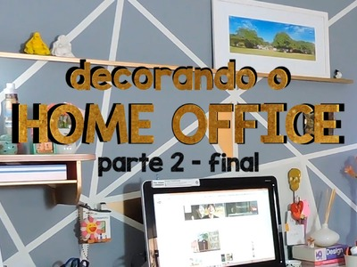 DIY :: DECORANDO O HOME OFFICE #2 - PRATELEIRA BARATA E WASHI TAPE