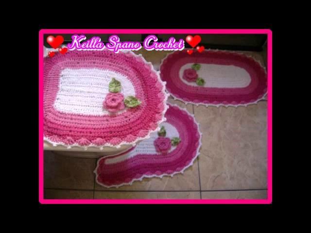Meus trabalhos-Keilla Spano Crochet