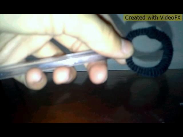 DIY:: como fazer agulha magica para penteados