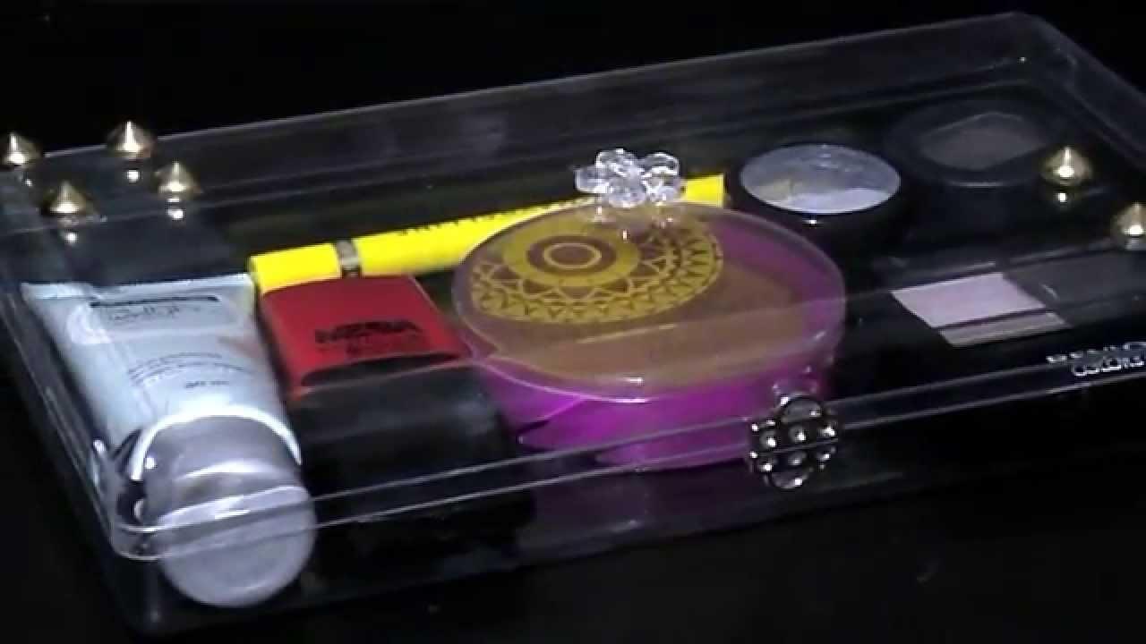 DIY: Organizador de Maquiagem Com Embalagem de Ferrero Rocher
