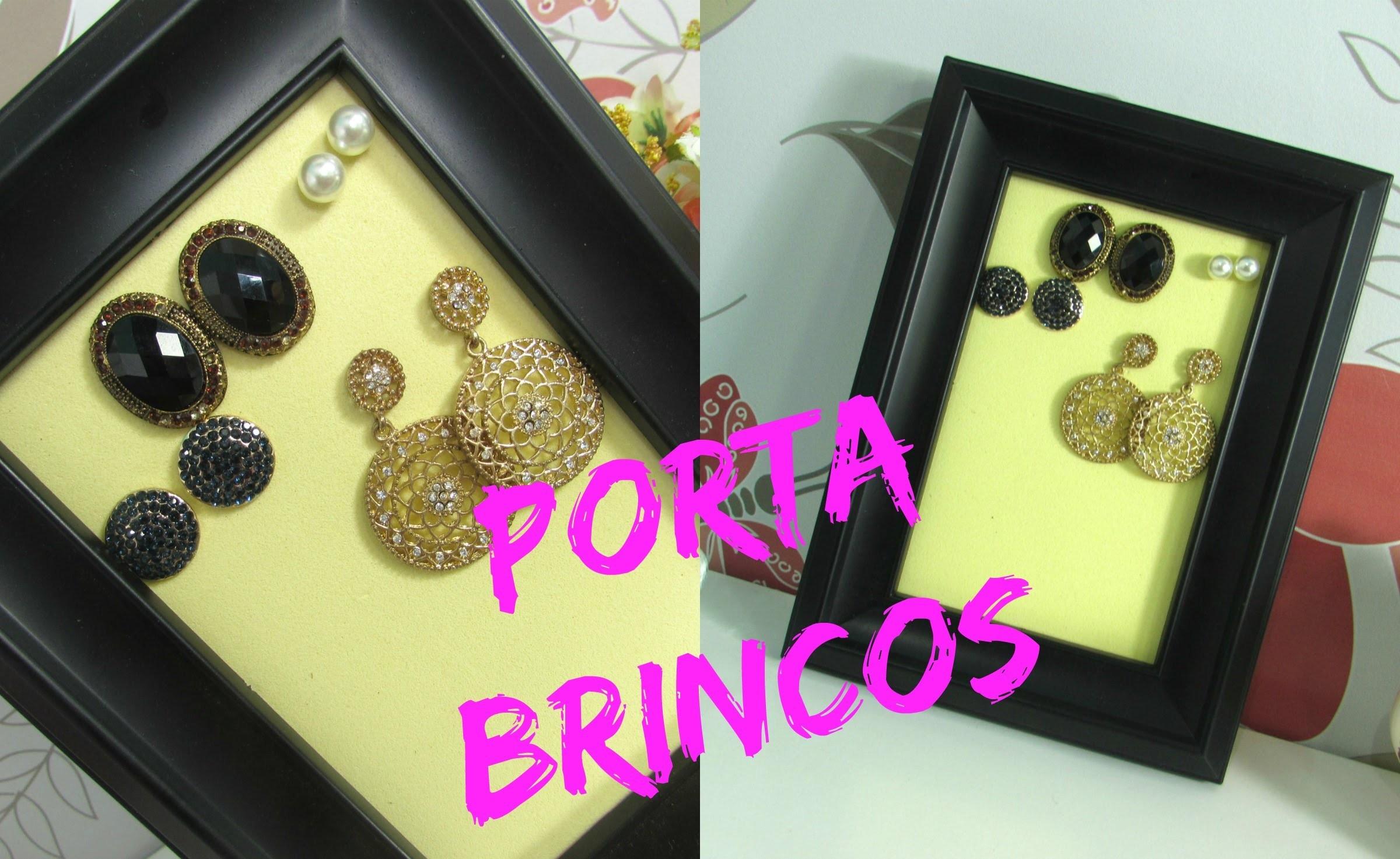 DIY - Porta Brincos