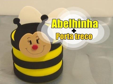 DIY.: Abelhinha c. Garrafa PET #primavera