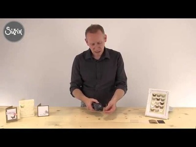 { DO ART } Furadores de Papel Sizzix Paper Punches by Tim Holtz