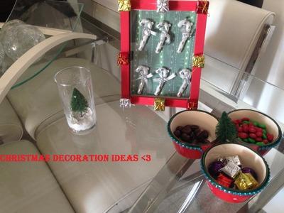 DIY: Christmas Decoration ll Decoração de Natal