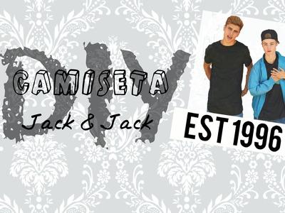 DIY - Camiseta Jack and Jack
