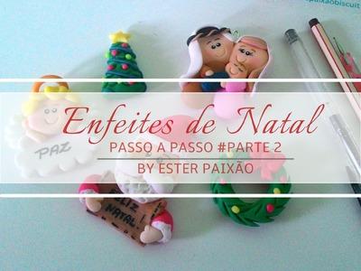 DIY   Enfeites de Natal #PARTE2