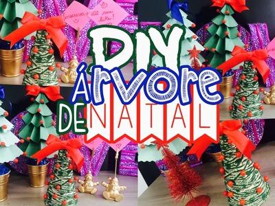 Diy:: Árvore de Natal #PROJETO DIY NATAL Faça você mesmo|Tatiane Xavier