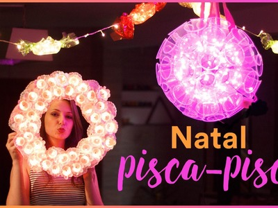 3 Idéias com PISCA-PISCA para o NATAL