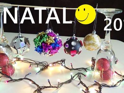 DIY saiba como personalizar decorando  bolas de natal