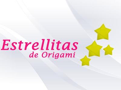 ESTRELLITAS 3D CON 5 PUNTAS » Manualidades con Origami