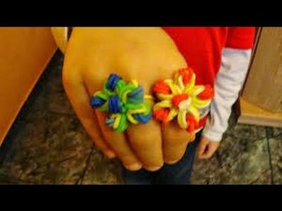 Apresentação do meu canal+ensinando a fazer uma pulseira Rainbow Loom