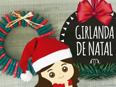 DIY- Girlanda de Natal