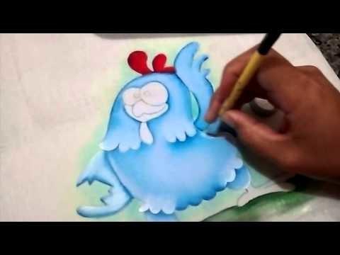 Dicas de pintura com Artes da Ju Baby