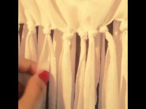 DIY: Customização de Blusa