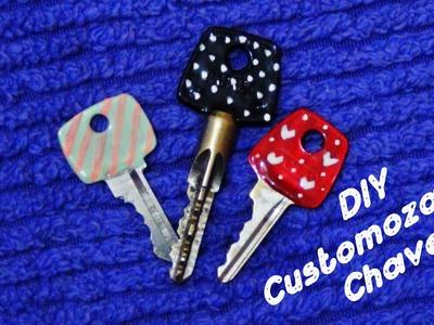 DIY ✂| Faça você mesma | Customizando Chaves