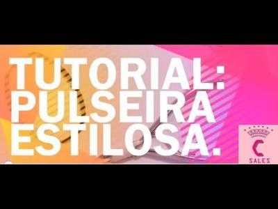 DIY: Pulseira Estilosa