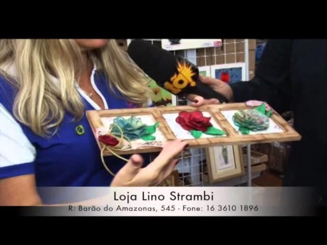 Loja Lino Strambi - Aulas e materiais para fazer Scrapbook
