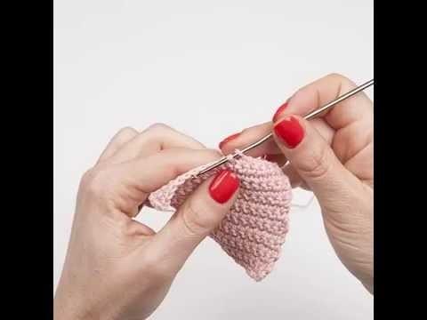 Pontos básicos do Crochet