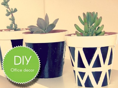 DIY - Office decor