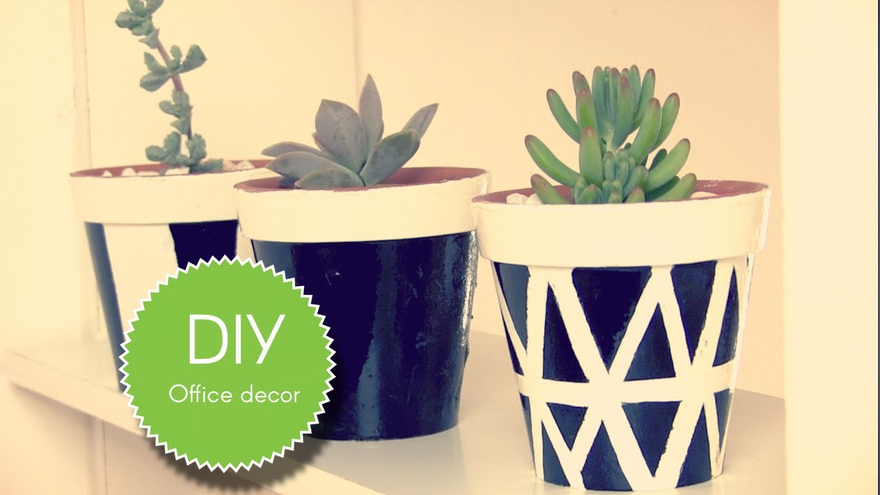 DIY - Office decor