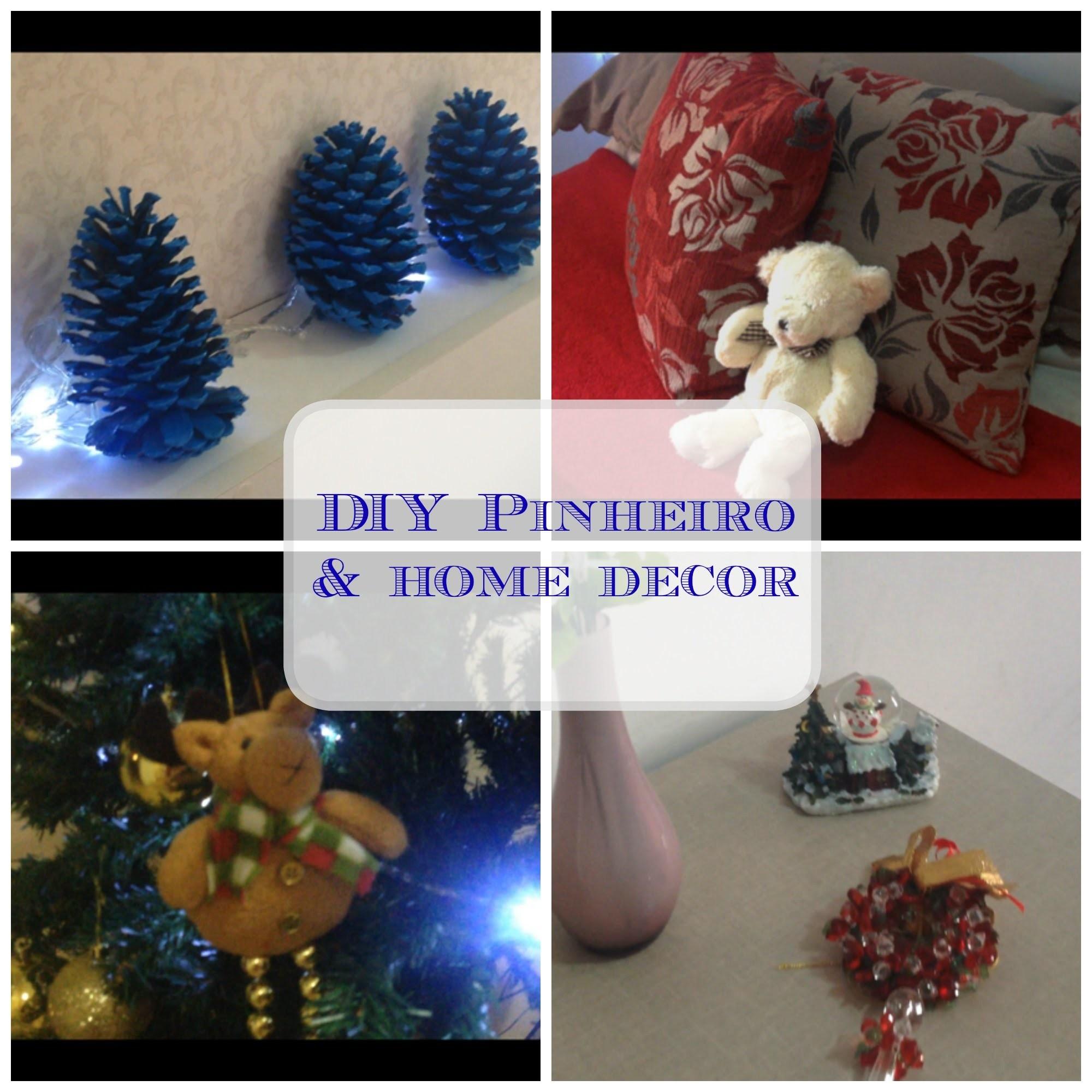 DIY - Pinheiro e Decor Home