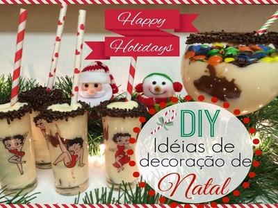 DIY Natal - Ideias de decoracao de Natal  #LuckStars - Josi Daresbach