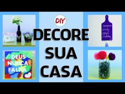 DIY: Decoração para Casa por Coisas de Jessika