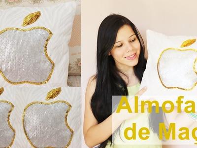 DIY:  Almofada de Maça da Apple
