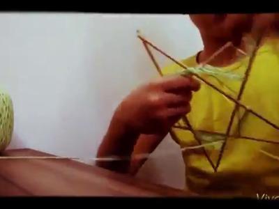 DIY: ESTRELA DE NATAL