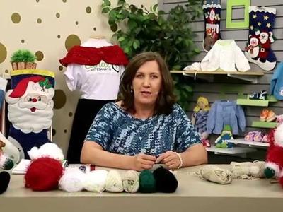 Canal do Artesanato - Papai e Mamãe Noel