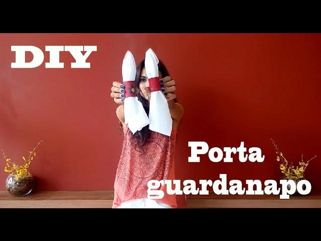 DIY Porta Guardanapo - Lice Princepe