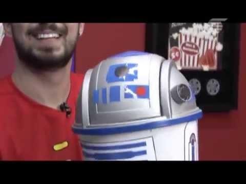 DIY R2D2 - Faça você mesmo uma lixeira linda e barata do R2-D2