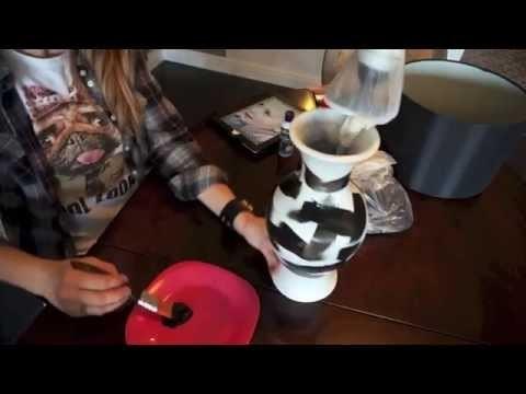 Transformacao do Abajur ( DIY)