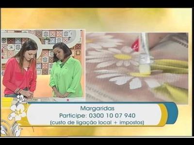 Artesanato - Técnica de pintura em tecido