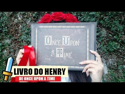 #FOFURAS | DIY: Livro do Henry de Once Upon A Time | Dear Maidy