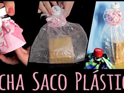 Fecha Saco de Plástico =DiY