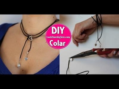 DIY - Colar Bijuteria - Faça você mesmo _ Josi Daresbach