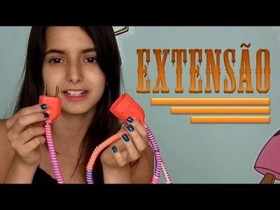 DIY: Extensão
