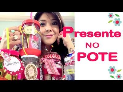 DIY: Presente no Pote | CuteclubTV