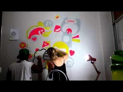 Do It! - Doodle art - DIY - Hand made