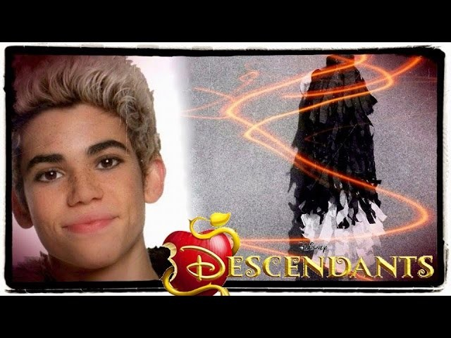 Disney Descendentes - Tutorial Rabo do Carlos! Descendants