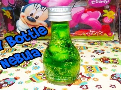 DIY Bottle Nebula (Garrafa Galaxy)